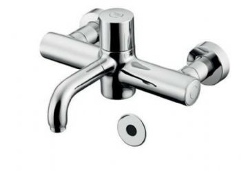Armitage Shanks Markwik A6244AA thermostatic mixer tap with no touch sensor